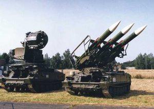 Raketno-radarski sistem KUB