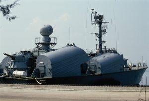 Brodski radarsko raketni sistemi