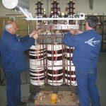 Remont namotaja na distributivnom transformatoru